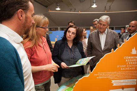 Isabelle-Palé-Photographe_Visite-Ministre-Cosse-Biarritz_02site